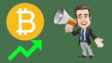 bitcoin's market cap exceeds 400 ytd bitcash update